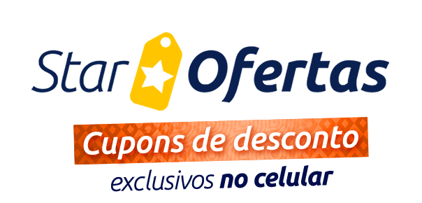 Star Ofertas - Cupons de desconto exclusivos no celular. Baixe grátis!